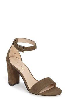 Pelle Moda Pelle Moda 'Bonnie' Ankle Strap Sandal (Women) available at #Nordstrom