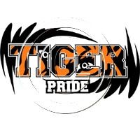 Image detail for -Tiger Mascot Pride Clip Art - Use to Create a Logo, Decal or T-Shirt . School Spirit Wear, School Spirit Shirts, School Shirts, Teacher Shirts, Tiger Paw, Tiger Logo, Cheer Shirts, Baseball Shirts, Tiger Artwork