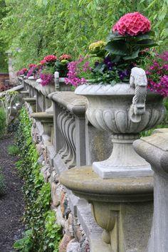 love the stone-work
