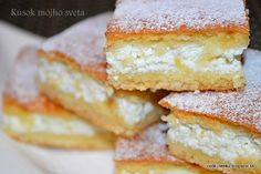 Greek Recipes, Desert Recipes, Hamburger, French Toast, Grilling, Sandwiches, Deserts, Food And Drink, Sweets