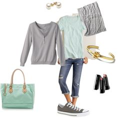 Pearls and Converse
