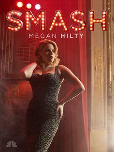 Megan Hilty on SMASH