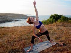 Beginners Level 1 Vinyasa Yoga Class Weight Loss Twists Hatha Flow Hamstrings