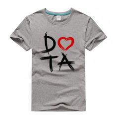 Dota2 I Love Dota Funny T-shirts