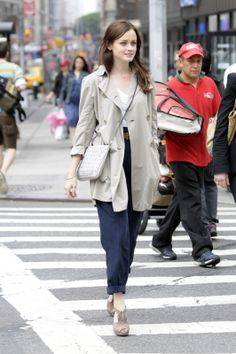 "Alexis Bledel, ""Remember Sunday"". I love her style in this ..."