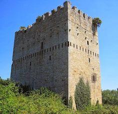 Castillo de los Velasco Espinosa de los Monteros