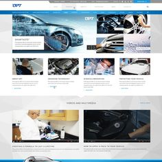 New Automotive Website by Big Blue Roo