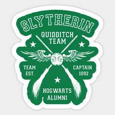 Slytherin Quidditch Team Captain Slytherin Aesthetic, Harry Potter Aesthetic, Harry Potter Quidditch, Cool Stickers, Printable Stickers, Draco Malfoy, Scrapbooking Harry Potter, Imprimibles Harry Potter Gratis, Stickers Harry Potter