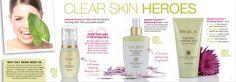 Clear Skin Heroes