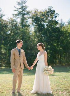 Intimate Southern Wedding