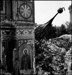 Київ 1947 року. Руїни головного храму Лаври (1078 р.) пролежали до 70-х а от леніна поставили в 1946-му #скрепы interesniy_kiev