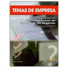 Temas de empresa libro del alumno - 9788495986696 - Livre de Lettres et Linguistique - Livres Universitaires - Livre