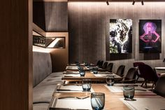 PARK LANE Hotel Lobby & Lounge by CL3 Architects, Hong Kong » Retail Design Blog