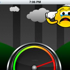Too Noisy App...monitors the noise level of your classroom! And it's FREE!!!