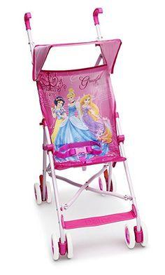 Delta Children Umbrella Stroller, Disney Princess Delta C Car Seat And Stroller, Umbrella Stroller, Car Seats, Best Baby Prams, Cool Toys For Girls, Girls Toys, Baby Princess, Disney Princess, Delta Children