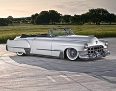 '49 Caddy #1949cadillacconvertibleclassiccars