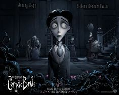 Watch Streaming HD Corpse Bride, starring Johnny Depp, Helena Bonham Carter, Emily Watson, Tracey Ullman. When a shy groom practices his wedding vows in the inadvertent presence of a deceased young woman, she rises from the grave assuming he has married her. #Animation #Fantasy #Musical #Romance http://play.theatrr.com/play.php?movie=0121164