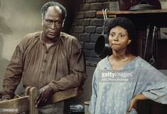 ROOTS - Airdate January JOHN Get premium, high resolution news photos at Getty Images Roots Tv Series, Roots 1977, Leslie Uggams, John Amos, January, Singer, Actresses, Female Actresses, Singers