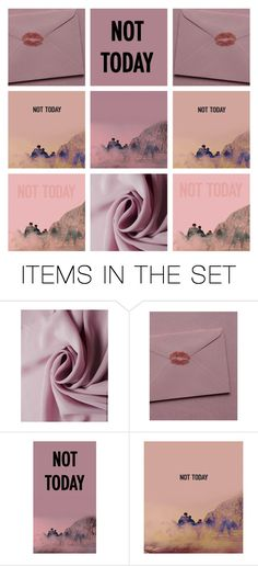 """BTS Not Today ~"" by bulletproof-girl-scout ❤ liked on Polyvore featuring art"
