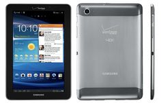 Samsung Galaxy Tab 7.7 16GB Metallic Gray (Verizon 4G LTE) Android Tablet