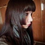 Hime hair