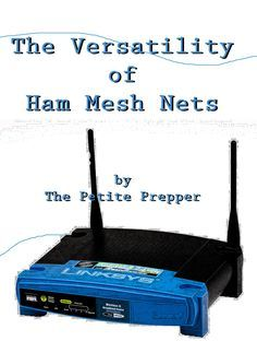 The Versatility of Ham Mesh Nets by The Petite Prepper