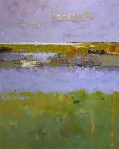 Friesland Painting by Jan Groenhart