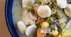 If You Love Chicken Pot Pie, Then You'll Love This Hearty Soup!