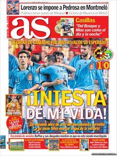Prensa deportiva del 4 de junio 2012 | discutivo.com