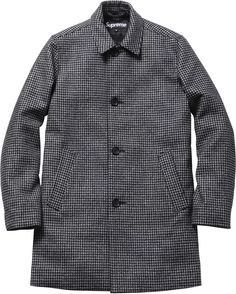 Supreme : Wool Trench