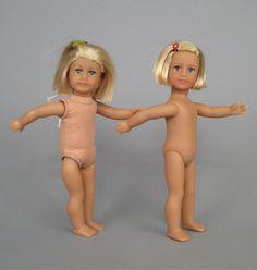 """Beforever Mini Doll """"kit"""" By American Girl"""
