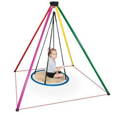 A-Swing Frame and Platform Swing