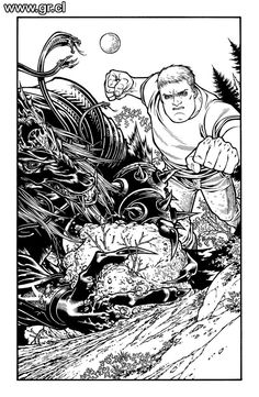 Locke Key CoS 05 pg 04 inks by GabrielRodriguez on DeviantArt