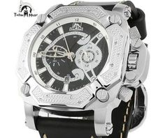 Techno Master Watches Mens Diamond Watch 0.25ct. « Clothing Adds for your desire