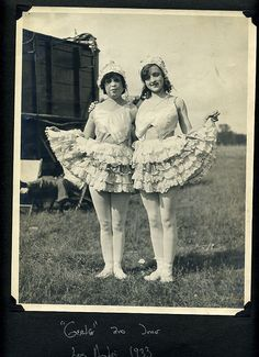 Circus Scrapbook by grickily, via Flickr