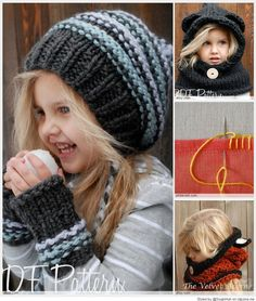 Knitting Pattern and Crochet Pattern ...