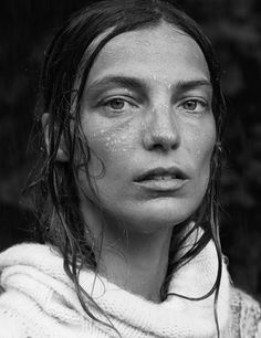 Daria Werbowy (via fashionsquad.com)