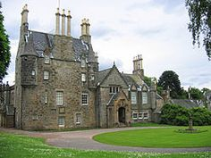 Lauriston Castle is a 16th-century tower house with 19th-century extensions overlooking the Firth of Forth, in Edinburgh, Scotland.