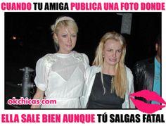 meme ok chicas dos mujeres rubias en una foto