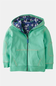 Mini Boden Hoodie (Toddler, Little Boys & Big Boys) available at #Nordstrom