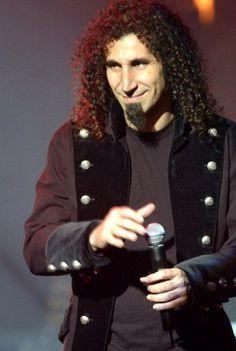 Serj Tankian (System Of A Down)....Oh Beautiful Serj  :)