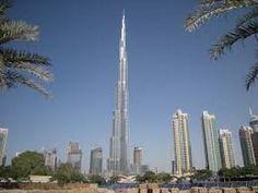 Burj Khalifa  El Rascacielos más Alto del mundo
