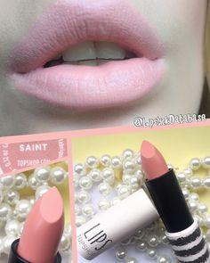 (@lipstickdatabase) on Instagram: Topshop lipstick in Saint