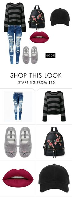 """""""Nice"""" by alessiabazzurro on Polyvore featuring RtA, M&Co, Urban Expressions, Huda Beauty and rag & bone"""