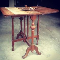 farmhouse table before and after, painted furniture