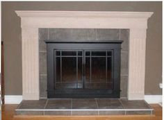 How To Remove Bifold Glass Fireplace Doors Glass