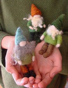 I love me the gnomes! Thanks @Danielle Lampert Jackson for sharing!