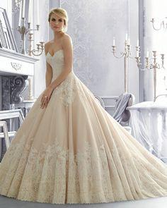 ... Robes De Mariage Rustique, Mariages et Robes De Mariage En Dentelle