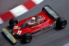 Jody Scheckter - Ferrari - Monte Carlo, Monaco Grand Prix - 1979