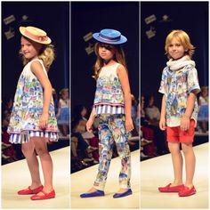 Moda infantil FIMI Fashion Show © Blogmodabebe_verano 2015_desfile de Pan con…